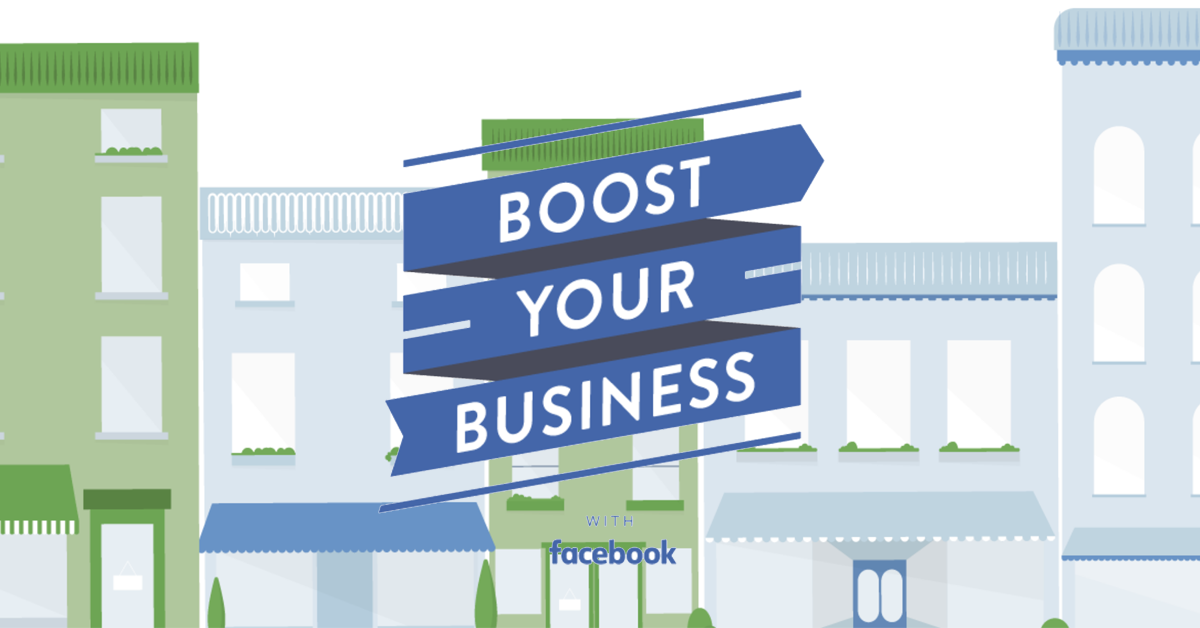 Boost your Business FB event in FW_ image