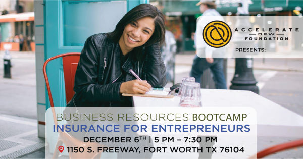 Image for Insurance for Entrepreneurs Workshop